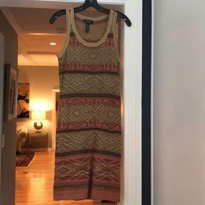 Ralph Lauren Lined Tank Dress